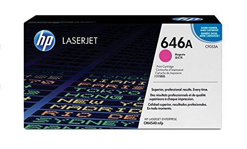 HP CF033A - Cartucho de tóner