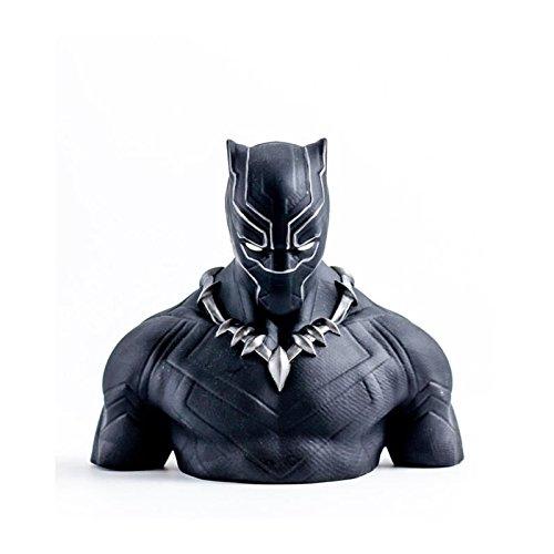 Hucha diseño pantera negra de marvel