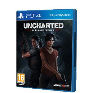 Uncharted: el legado perdido