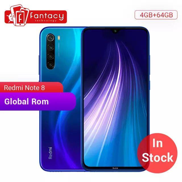 (Xiaomi) Redmi note 8 4/64gb
