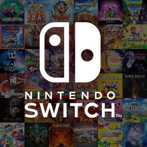 Hasta un 95% en +300 juegos (eShop, Nintendo Switch)
