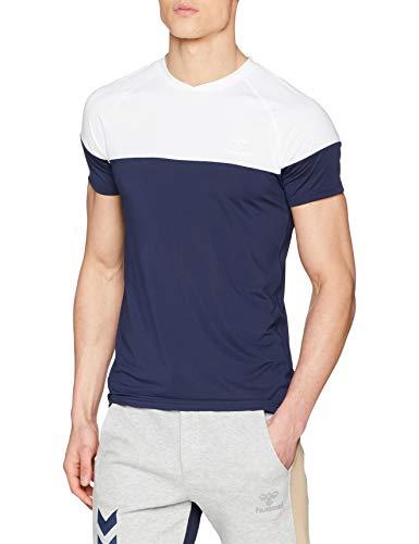 Hummel Hmlalexander S/S Camiseta, Hombre Talla S (Poco Stock)