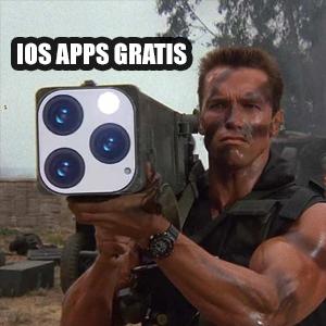 +50 apps, juegos IOS (gratis por tiempo limitado)