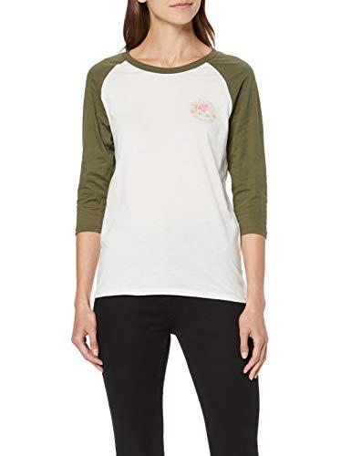 BILLABONG Eye Sea Sky Camiseta, Mujer Talla L