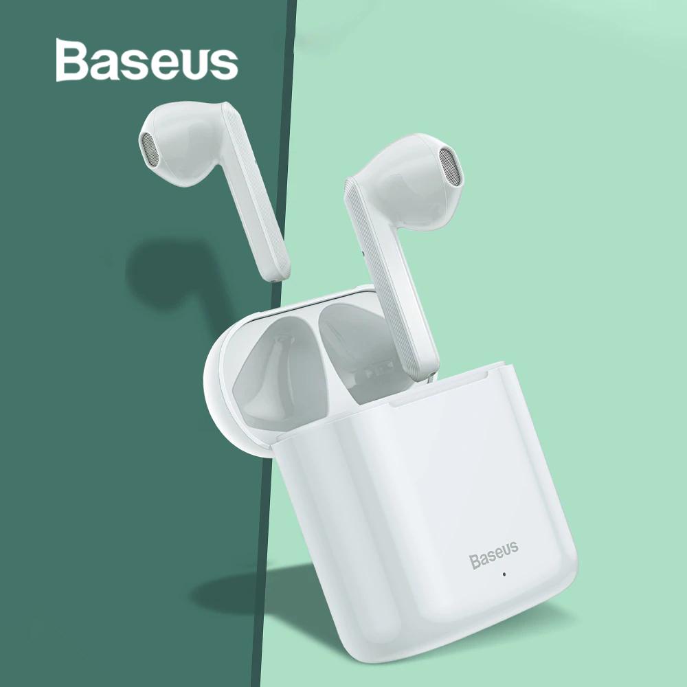 Auriculares inalámbricos Baseus W09 TWS BT 5.0 USB-C