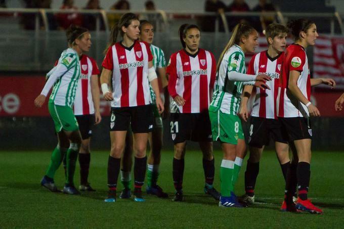 Fútbol Femenino - Sábado 19\10: Athletic Club - Real Betis (Gratis)