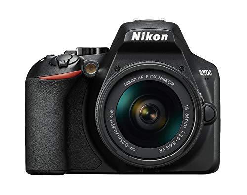 Nikon D3500 cámara reflex solo 293€