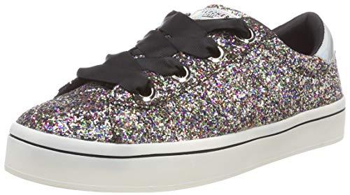 Skechers Hi Lite-Glitz-n-Glam, Zapatillas para Niñas Talla 37
