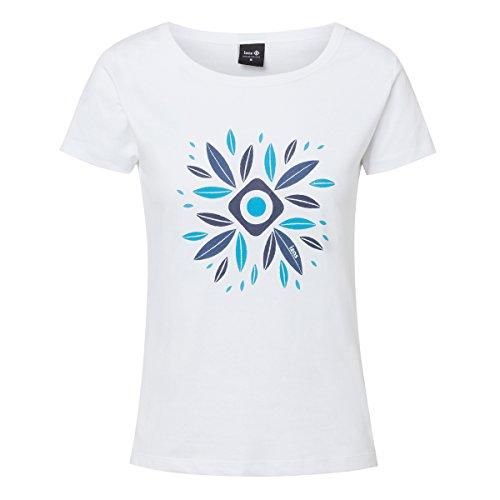 Izas Dadia Camiseta de Manga Corta, Mujer Talla L (1 en Stock)