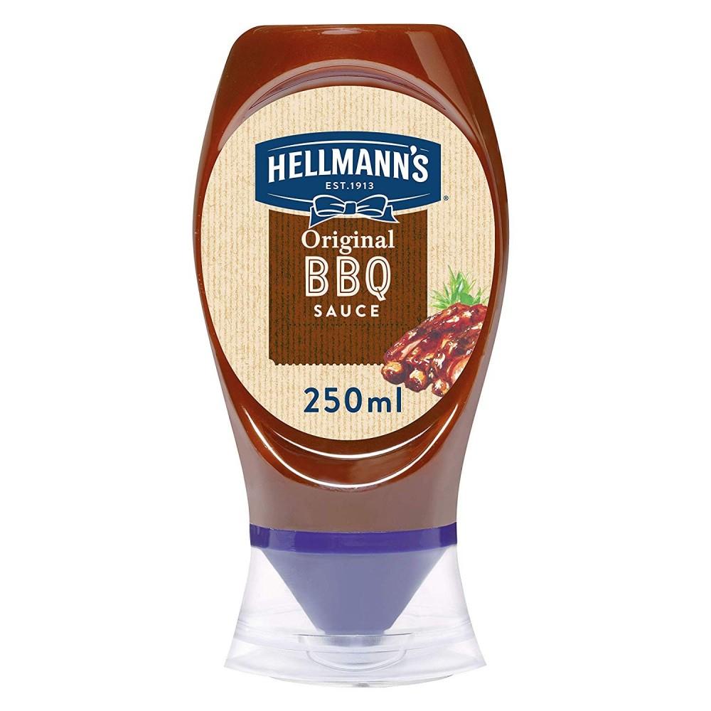 Salsa barbacoa Hellemans 8x3,99