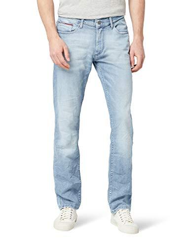 Tommy Jeans Hombre Original Ryan Vaqueros straight Rectos
