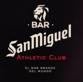 ATHLETIC + SAN MIGUEL = EL BAR MÁS GRANDE DEL MUNDO (2 CERVEZAS Y PINTXO GRATIS)