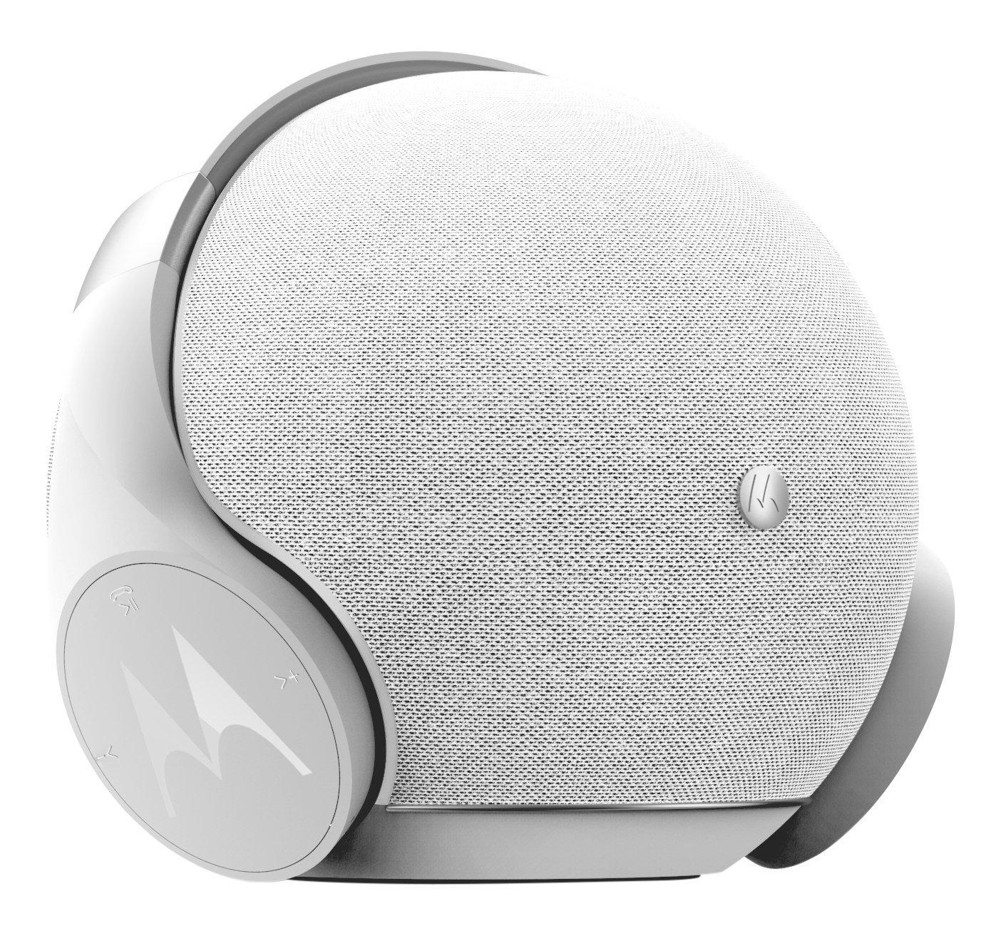 Motorola Sphere+ - 2 en 1: Altavoz Estéreo Bluetooth y Juego de Auriculares