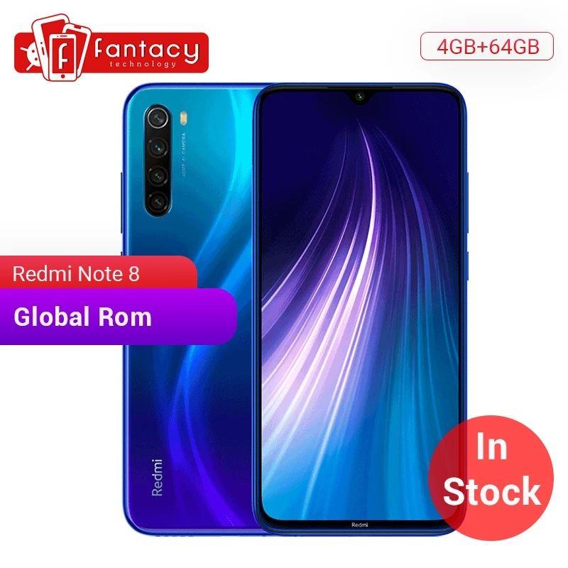 Nuevo Xiaomi Redmi note 8 (global ROM) Versión china