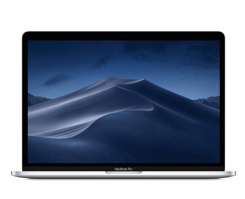 Apple MacBook Pro (13 pulgadas, Intel Core i5 de cuatro núcleos a 2,3GHz de octava generación, 512GB) - Plata (Modelo precedente)