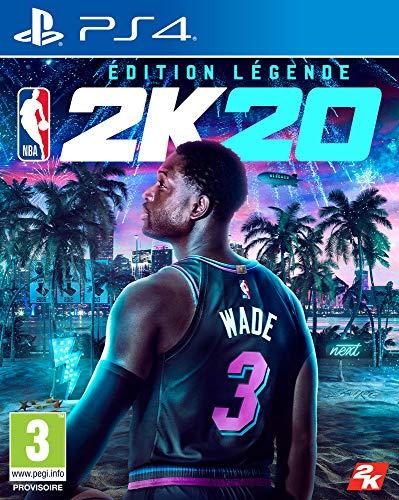 NBA 2K20 - Edition Légende [Importación francesa] PS4