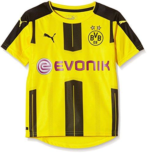 TALLA 15-16 Años - Puma – Camiseta para Niños Réplica del Borussia Dortmund