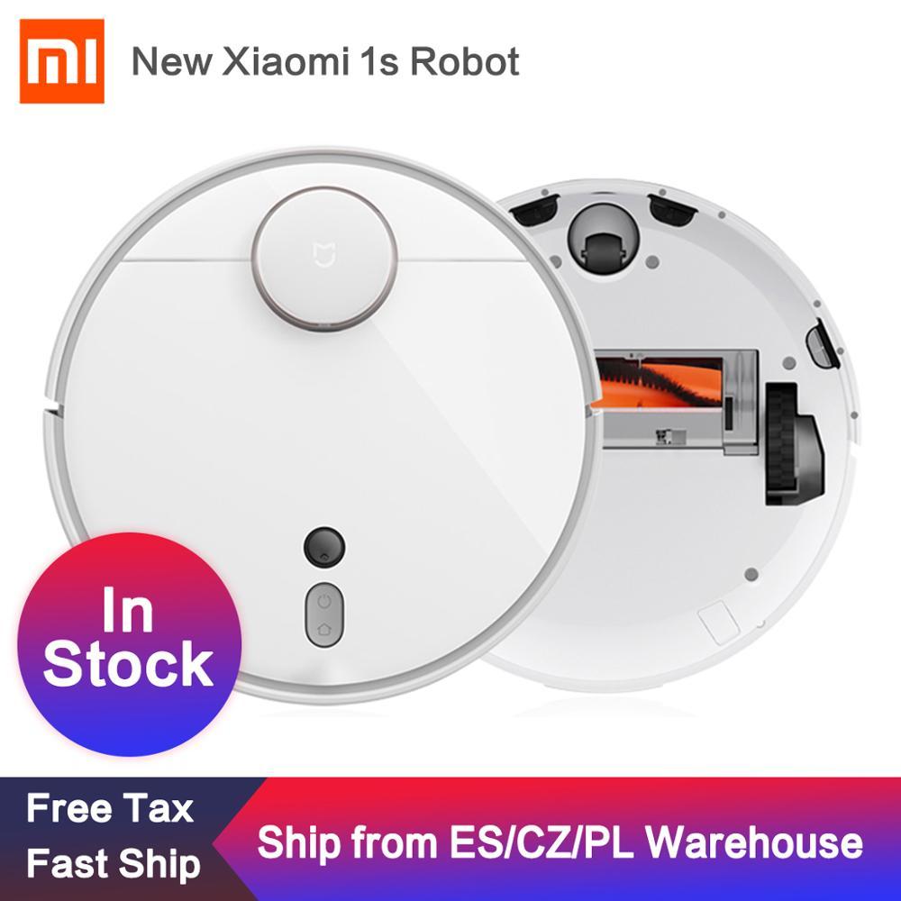 Robot aspirador Xiaomi Mijia 1S 256€ con envío desde España