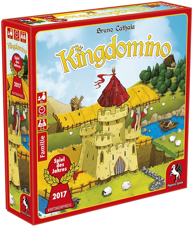 2 Juegos de mesa: Kingodomino y Cottage Garden