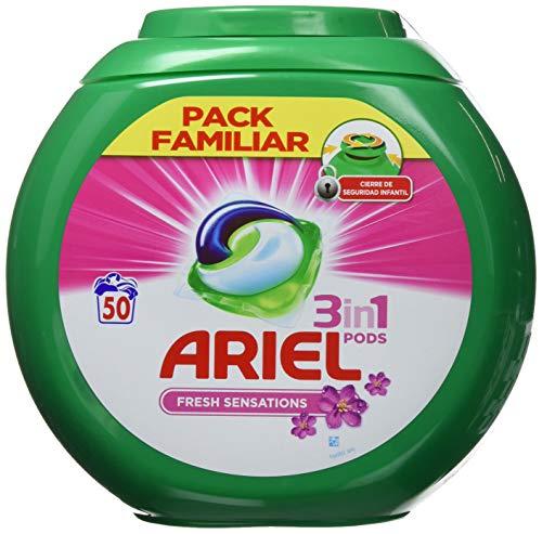 Ariel 3en1 Pods - 50Lavados