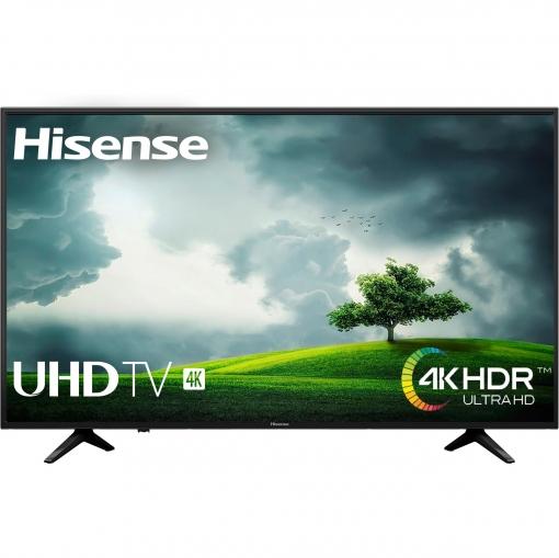 TV LED 139,7 cm (55'') Hisense 55A6100, UHD 4K, Smart TV reacondicionado