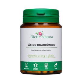 60 cápsulas Ácido Hialurónico [Complemento antiedad]