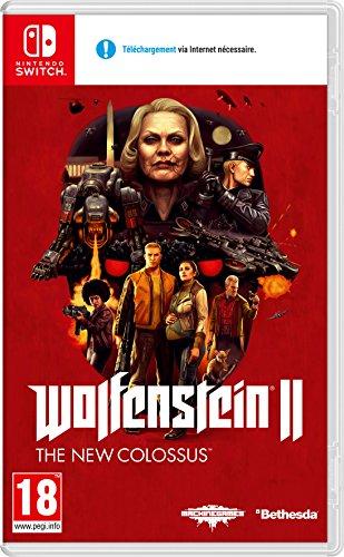 Wolfenstein II Nintendo switch