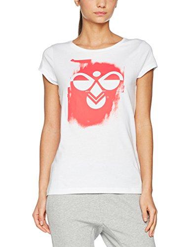 TALLA XS - Hummel Damas Sadie SS té T-Shirt - Camsieta para Mujer
