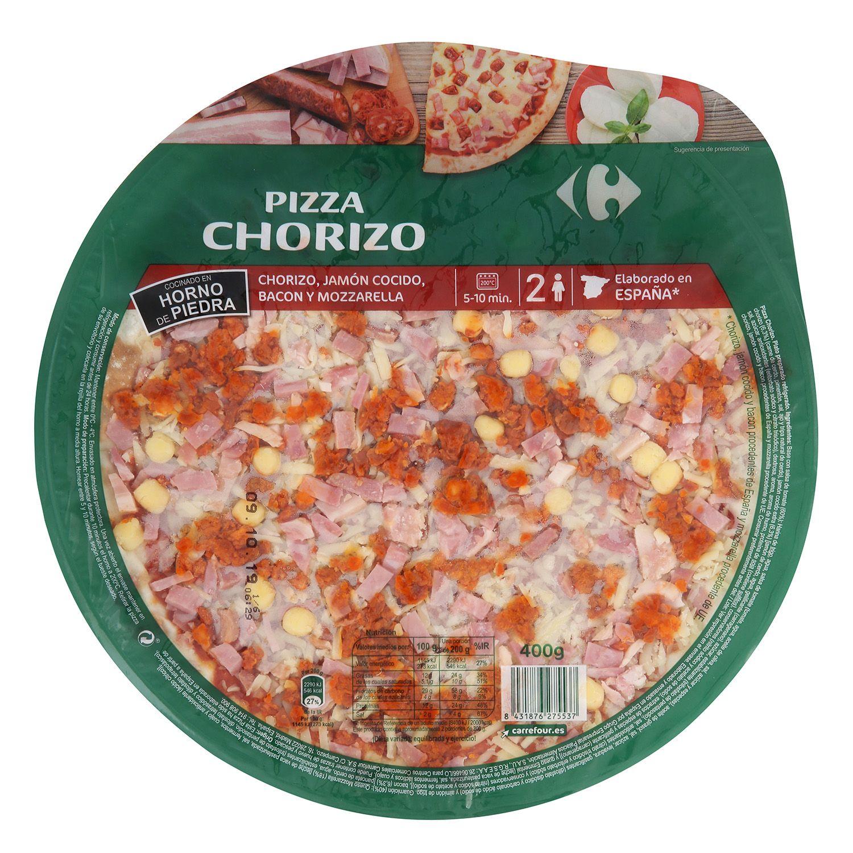 3x2 pizzas carrefour