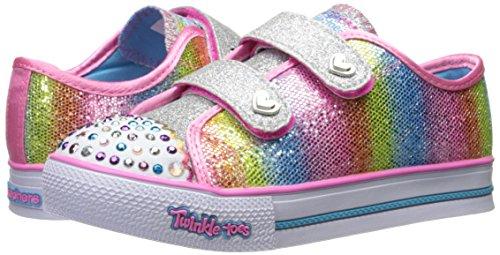 Skechers, zapatillas para niñas talla 21
