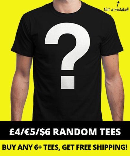 Camisetas Random a 5€
