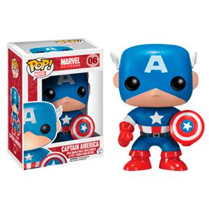 POP Capitán América y escudo por 9,95€