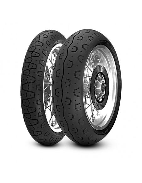 Juego de neumáticos Pirelli a mitad de precio 120/180