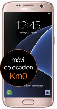 Samsung Galaxy S7 Rosa Libre KM 0 (Orange)
