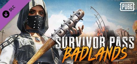 PUBG Survivor Pass: Badlands
