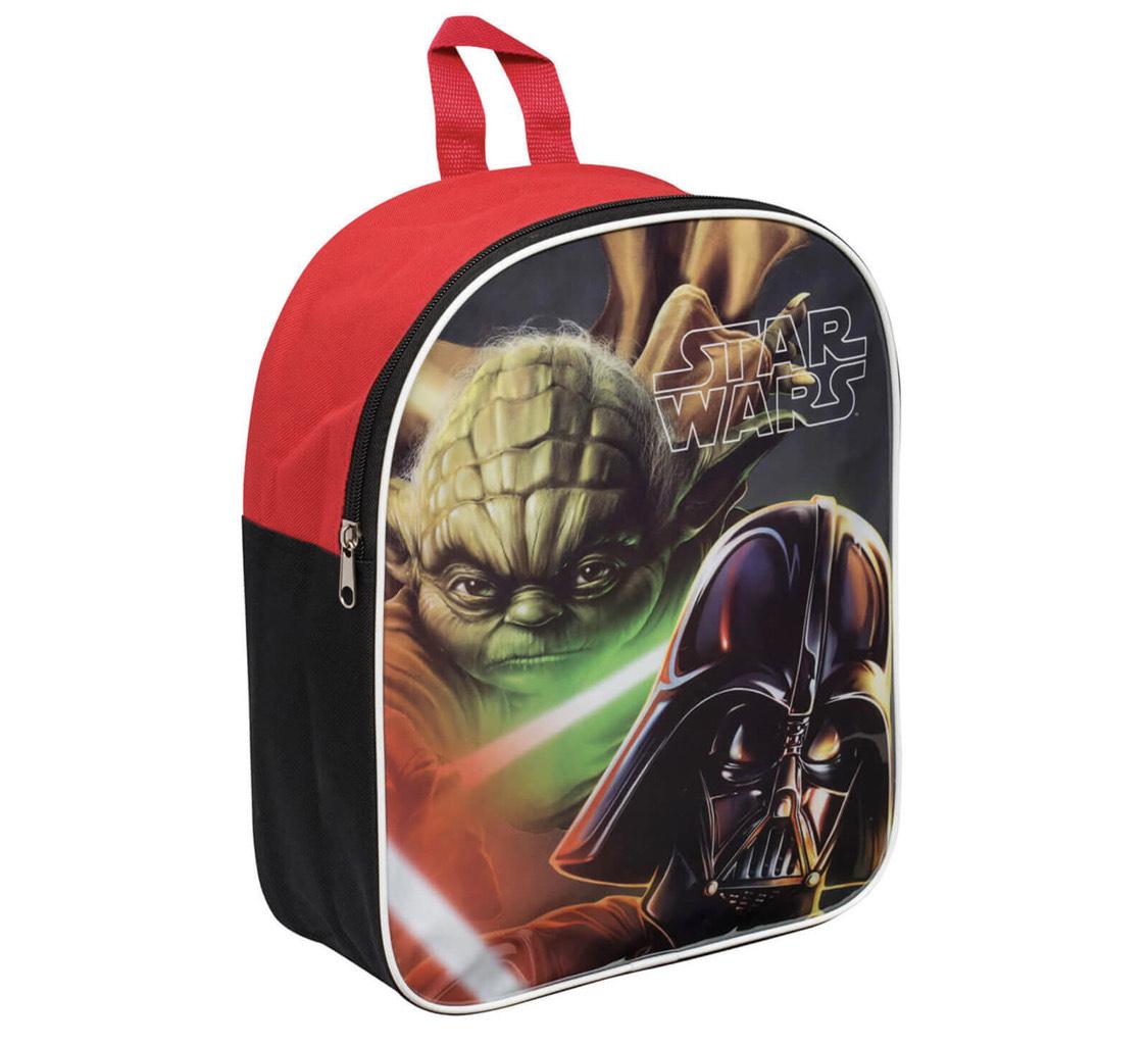 Mochila Star Wars para niño