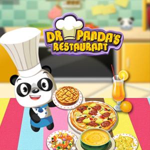 Dr. Panda, mundillo chef para tus peques (Android, IOS)