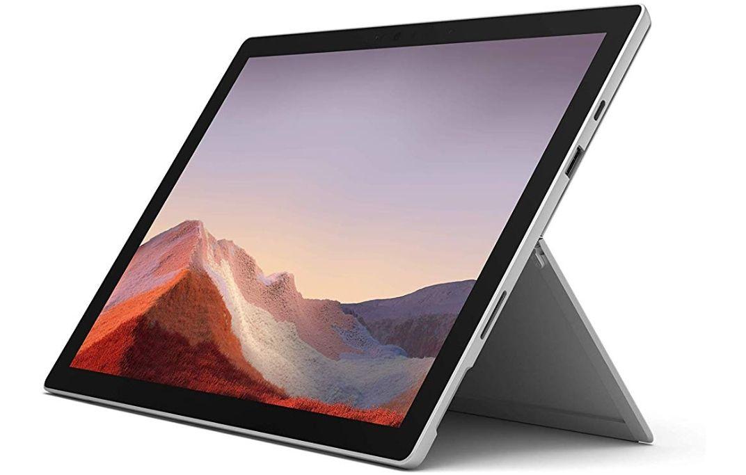 Microsoft Surface Pro 7 SSD 256GB
