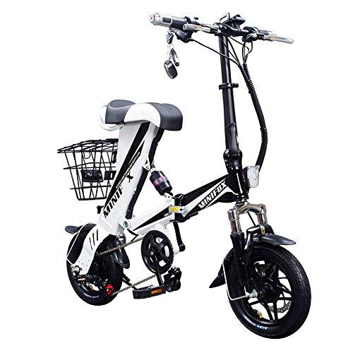 Bicicleta eléctrica plegable - ENGWE eBike 250W