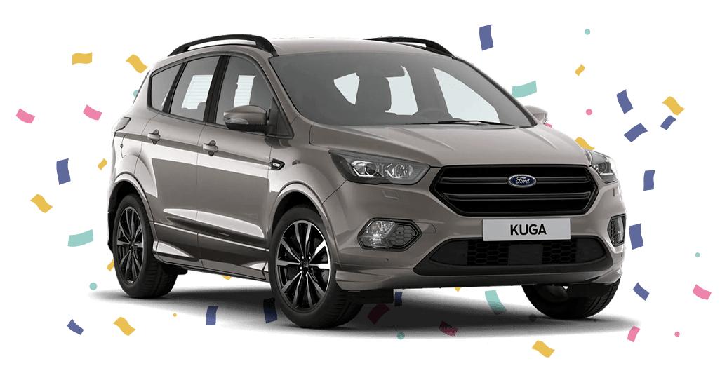 35% de descuento Bipi en oferta especial Ford Kuga [desde solo 299€]