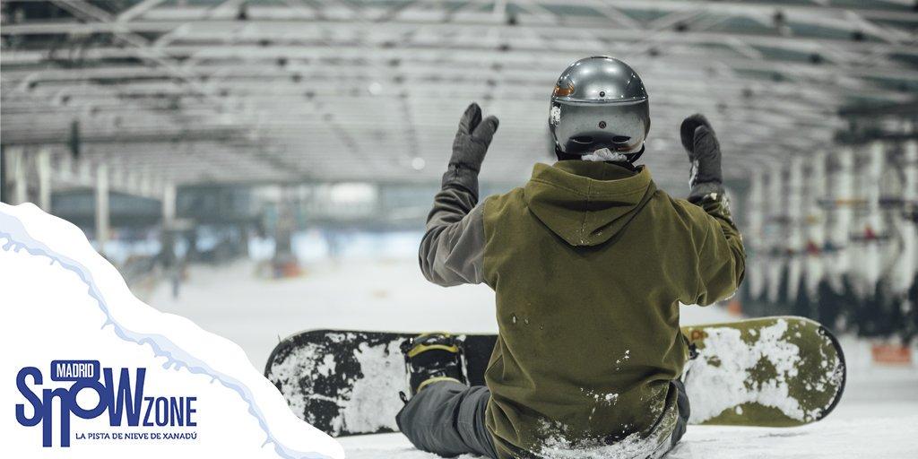 Madrid Snow Zone entrada GRATIS para los 100 primeros Madrid