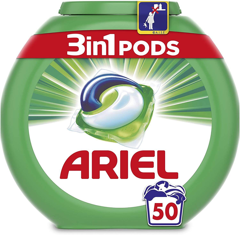 Ariel 3 en 1 pods original - detergente