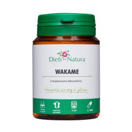 Wakame Control de peso [60 cápsulas]