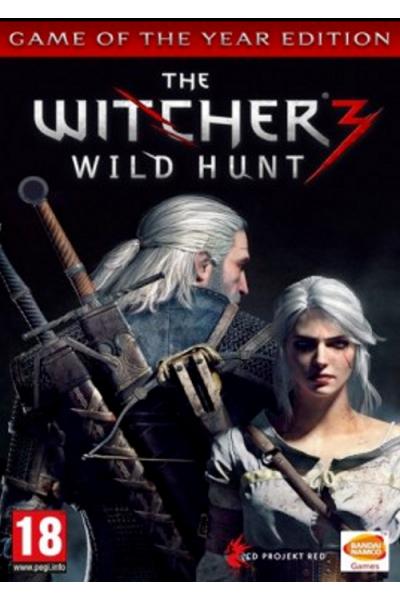 The Witcher 3 GOTY (PC) a un precio increíble