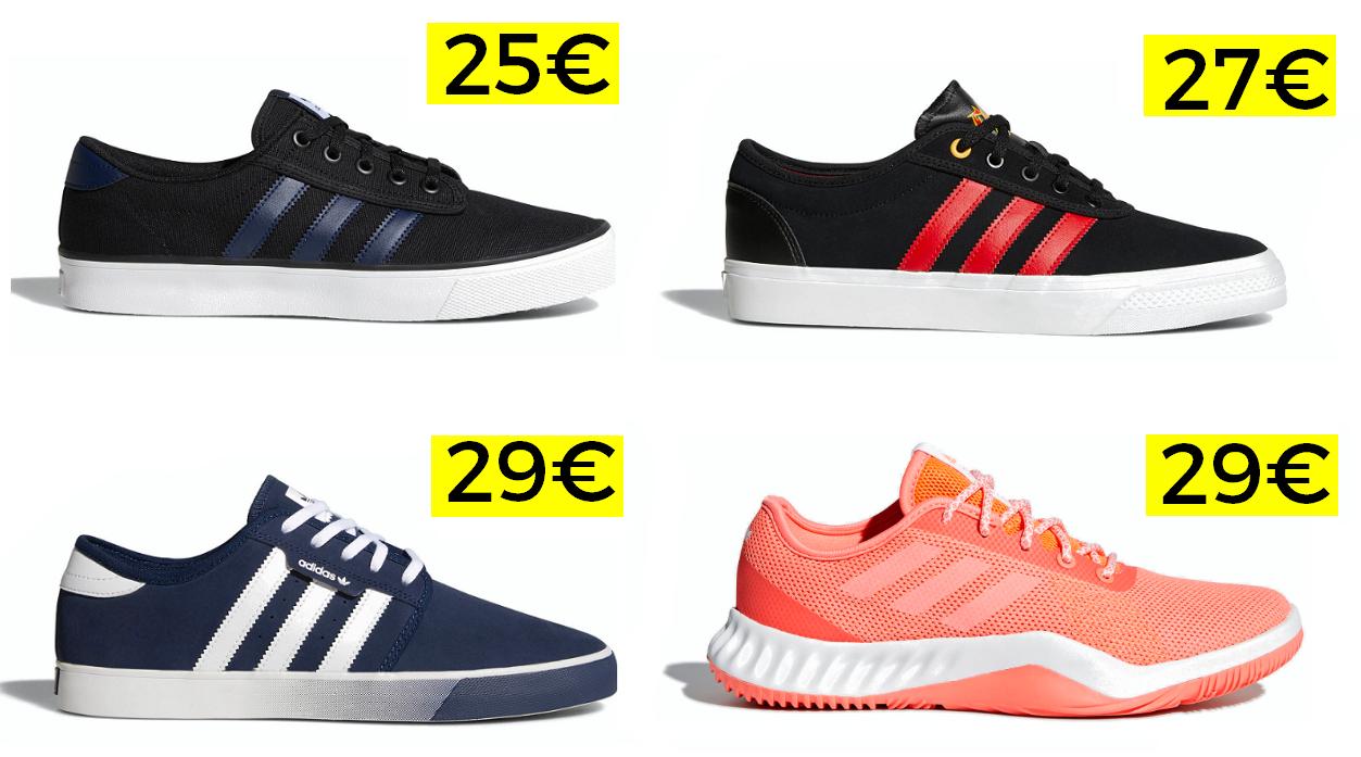 Hasta 50% + 20% EXTRA EN Adidas Outlet