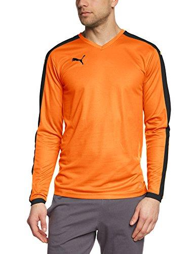 Camiseta PUMA T-Shirt Pitch Long Sleeve
