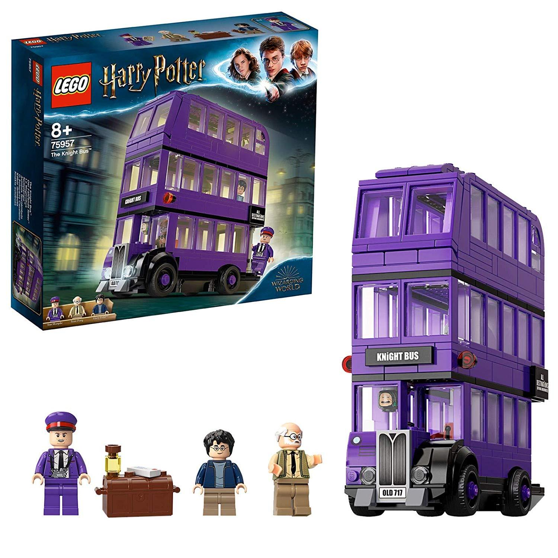 LEGO Harry Potter - Autobús Noctámbulo