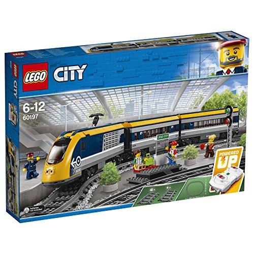 LEGO City - Tren De Pasajeros (60197) (Precio al tramitar el pedido)