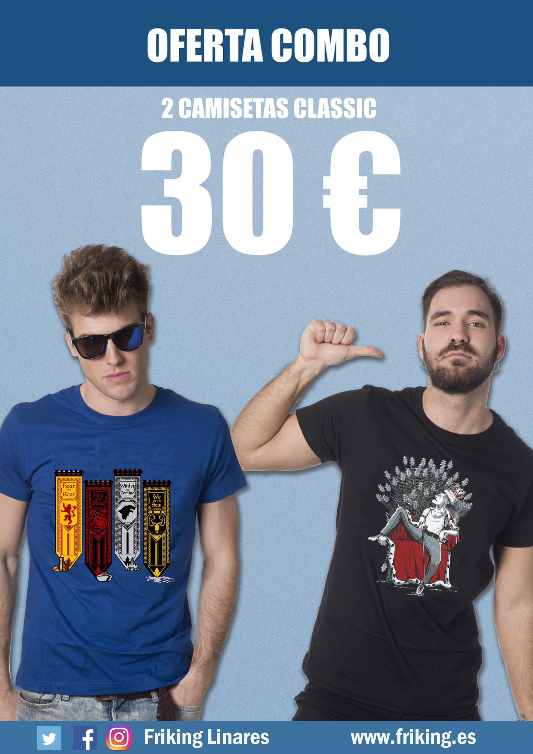 Promo en tienda 2x30 - Friking
