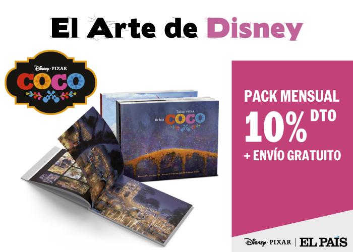 El Arte de Disney (Colección de Libros)